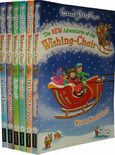 Enid Blyton The Wishing Chair 6 Books Collection Set