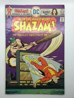 SHAZAM #22 1976 DC COMIC BOOK BRONZE AGE CAPTAIN MARVEL'S MOST DIFFICULT TASK