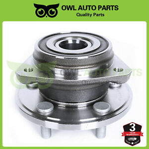 FRONT Wheel Hub & Bearing for 1990-1998 Jeep Grand Cherokee TJ Wrangle Comanche
