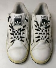 ADIDAS MASTER ST EVN 791001 MENS WHITE BLACK SKATE TRAINERS SHOES SIZE UK 8.5 42