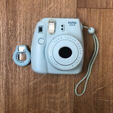 Fujifilm Instax Mini 8 Blue Instant Film Camera