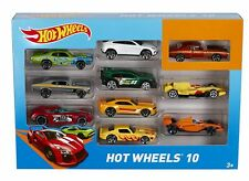 Hot Wheels Hws- Set da 10 modelli assortiti
