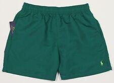 Men's POLO RALPH LAUREN Congo Green Swimsuit Trunks L Large NWT NEW -1034
