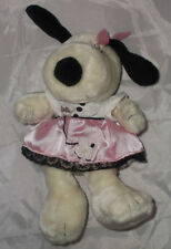 Schultz' PEANUTS Charlie Brown's Dog SNOOPY's Sister BELLE Poodle Skirt Costume