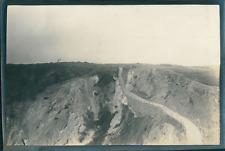 Europe, Vue d'une route, ca.1903, vintage silver print Vintage silver print