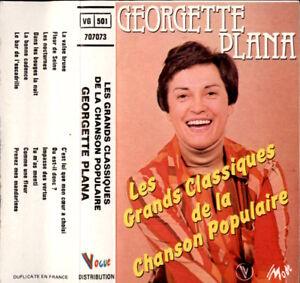Georgette Plana - Les Grands Classiques De La Chanson Populaire