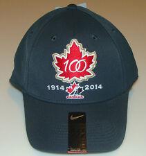 Канада 2015 мира среди юниоров хоккей сотый год l91 тактильные swooshflex серый Hat Cap