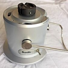 Breville Juicer JE95XL Juice Fountain Plus 2 Speed Motor Base Only Tested Works