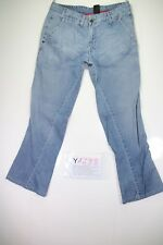 Levi's Engineered 621 accorciato(Cod.Y1233) tg47 W33 L32 jeans usato vintage
