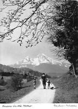 Der Watzmann von Berchtesgaden aus Paulus Niessen Hinaus in die Natur