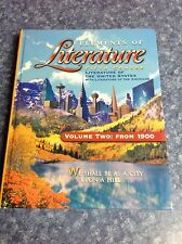 11th GRADE ELEMENTS OF LITERATURE USED BOOK (2000 Vol Two Great For Homeschool