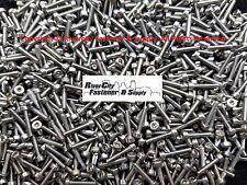 (50) M2-0.4x10mm Socket / Allen Head Cap Screws Stainless Steel 2mm x 10mm