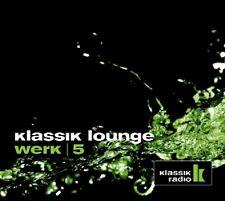 Klassik Lounge Werk 5 DJ Jondal 2CDs 2006 Club des Belugas Koop