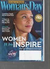 Woman's Day - September 2017 - Women Who Inspire, Comfort Food, Better Health.