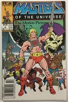 Masters of the Universe The Motion Picture #1 He-Man - Marvel / Star Comics 1987