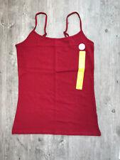 Primark Ladies Womens Girls Stretch Cami Vest Top Adjustable Straps Size 4 - 20
