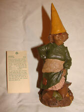1988 Tom Clark Gnome Sparkle Resin Figurine #73 #5056 Cairn