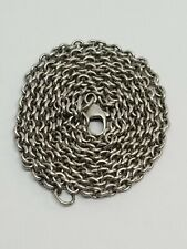 JAMES AVERY STERLING SILVER  CABLE 20 INCHES