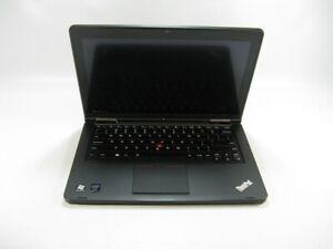 "Lenovo Thinkpad S1 Yoga 12.5"" Laptop 1.9 GHz i5-4300U 8GB RAM (Grade A no Caddy)"