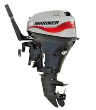 MARINER F 15 HP SHORT SHAFT OUTBOARD ENGINE