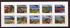 GUERNSEY 2014 LOVE THE BAILIWICK SHEETLET OF 10 UNMOUNTED MINT, MNH