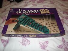 VINTAGE 1996 SCRABBLE IT'S THE UP'MOST IN VERTICAL WORD PLAY BY MB GAMES