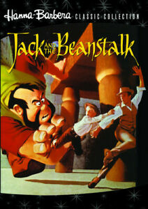Jack and the Beanstalk (DVD, 2015) DVD
