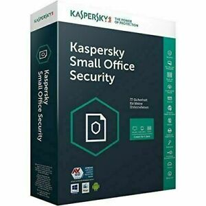 Kaspersky Small Office Security - 1 Server, 10-14 Desktops  PC, 10 Mobilgeräte