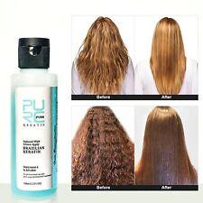 3.7% Keratin Treatment Apple Flavor Straightening Hair Repair Damage Frizz Hairs