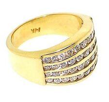 1.58ctw Round Diamond Ring 14kt. Yellow Gold
