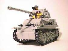 LEGO Custom German Military WW2 Marder III Tank Destroyer - INSTRUCTIONS ONLY!