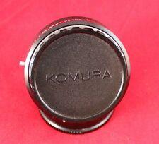 Komura  Telemore95 II Lens  7.K.M.C  for Konica 35MM camera
