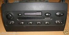 ROVER 75 RADIO STEREO CASSETTE TAPE PLAYER