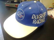 Docshop Racing Cap blauw / wit