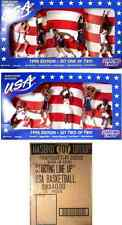 Starting Line Up 1996 USA Olympic Basketball Dream Team Sets 1 and 2