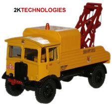 Oxford 76AEC013 AEC Matador Wrecker Truck Bradford City 1/76 Scale Tracked 48 Po