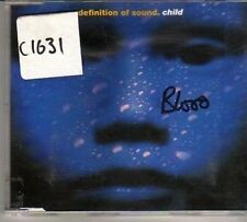 (CO678) Definition of Sound, Child - 1996 CD