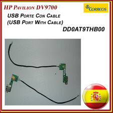 HP Pavillion DV9700 USB Port Con Cable  DD0AT9THB00