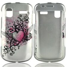 Grunge Heart Hard Case Cover for Samsung Focus i917