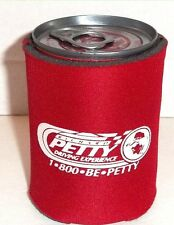 Richard Petty Driving Experience Koozie Beer Soda Can Cooler Wrap Insulator