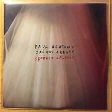 PAUL HEATON & JACQUI ABBOTT Crooked Calypso Deluxe 2017 UK 16-trk promo test CD