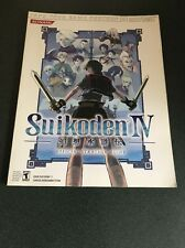 Suikoden IV (4) Official Strategy Guide