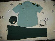 Obsolete 07's series China PLA Army Man NCO Summer Short-sleeved Uniform,Set.