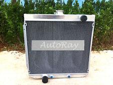 Aluminum Radiator For Ford XY XW 302 GS GT Cleveland 1969-1972 FAIRLANE ZA ZB ZC