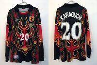 Maillot Japon 1998 gardien / Kawaguchi 20 / Coupe du Monde France 98