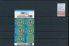 LO05491 Belgium 2012 airmail butterflies insects booklet MNH fv 9,55 EUR