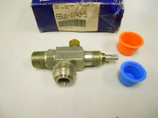 66U1-1743-5 CARRIER TRANSICOLD SHUT OFF VALVE MCI COACH BUS 16F-5-7