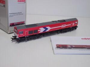 Märklin HO 39060 Diesellok Class 66 HGK  ,mfx,DCC ,Digital,Sound, in Ovp.(O40)