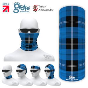 Ramsay Clan Scottish Tartan Multifunctional Headwear Neckwarmer Snood Bandana