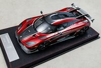 【SALE】FrontiArt 1:18 Koenigsegg Agera RS World Record Red / NO One:1 Autoart